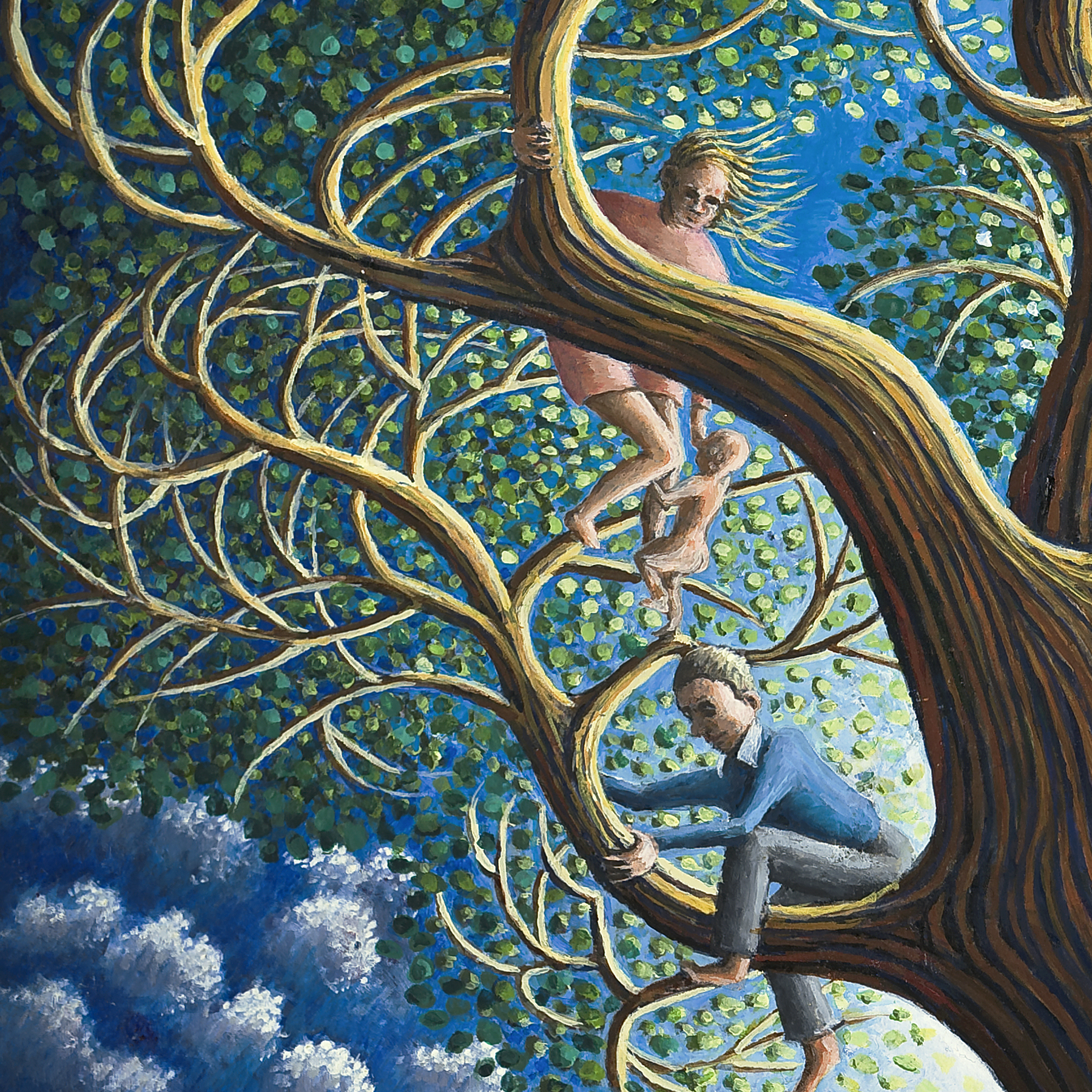 The tree of life_detail_01