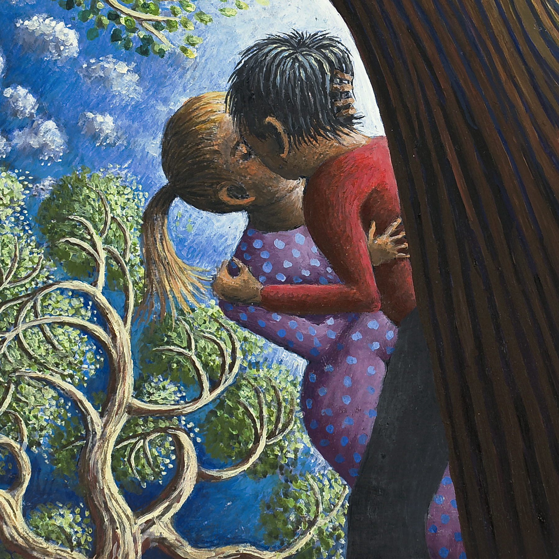 The tree of life_detail_02